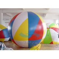 Colorful Sport Ballnoons High Strength Outdoor Advertising Balloons Manufactures