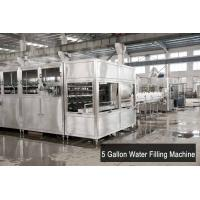 Vacuum 5 Gallon Water Filling Machine Line water dispenser FOR Beer Manufactures