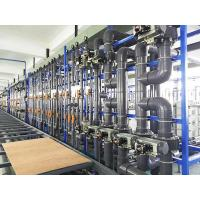 Glass Processing Domestic Water Filter System , House Water Purification System Manufactures