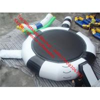 cheap inflatable water trampoline water park inflatable floating water park Manufactures