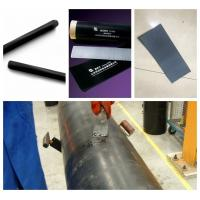 Durable Black Pipe Coating Materials PE Melt Stick SGS DVGW Certification Manufactures