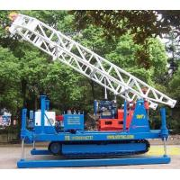 Electric Core Drill Rig / Crawler Mounted Drill Rig For Blasting Engineering Hole Manufactures