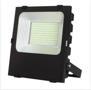 85-265 Volt 80W Waterproof LED Flood Light 800LM For Parking Lot Manufactures
