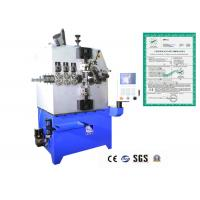 Wire 1.0 - 4.0mm Three Axes Spring Coiling Machine Field Installation Manufactures