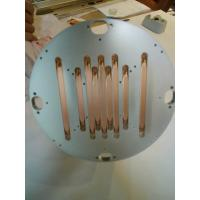 OEM 300W - 500W Stamping Processing Copper Pipe Heat Sink For LED Stage Light Manufactures