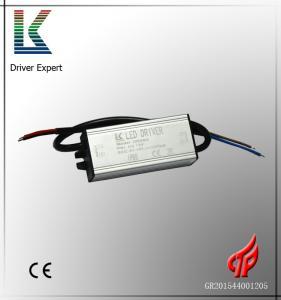 China IP67 12V 24V DC Input LED Driver 50W 1500mA DC to DC for MR16 LED and boat light on sale