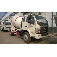 Forland 2-4cbm small concrete mixer truck Manufactures