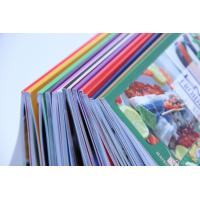 Quality Multilingule Cook professional book printing with Full Color Pictures for sale
