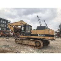 Second hand Caterpillar 330 excavator CAT E300B with original engine and pump Manufactures