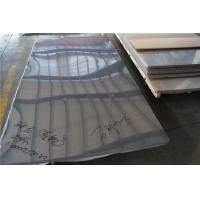 Quality A240 316L Decorative Stainless Steel Plate With High Corrosion Resistance for sale