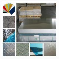 Alloy 1100 3003 Smooth Reflective Aluminum Sheet Plate Hot Rolling and Cold Rolled Manufactures