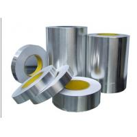 Disposable Mill Finished Aluminum Foil 300 Width For Industrial Use Manufactures