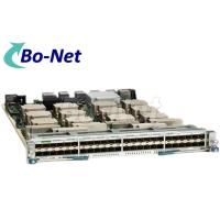 China N7K-F248XT-25E Green Front Panel Used Cisco Routers And Switches , Small Second Hand Cisco Switch on sale