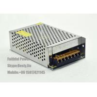150W LED Power Supply Switching Mode Power Supply For LED Signs / Industrial Equipment Manufactures