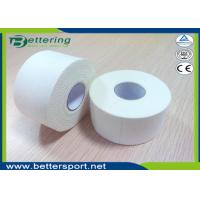 Non elastic Cotton sports strapping tape athletic tape boxing tape zig zag edge Manufactures
