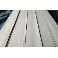 White Oak Wood Veneer Doors Interior Sheets , Water Rot Resistant Manufactures