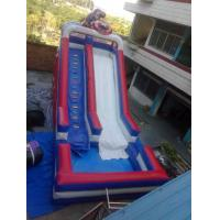 Outdoor Customized Inflatable Toy Inflatable Dry Large Slide For School Manufactures