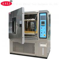 Buy cheap Touch Programmable High-Low Temperature Humidity Chamber , Heating Aging Oven Test Equipment from wholesalers