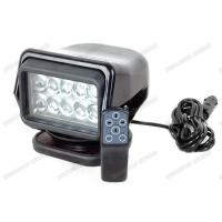 50W 7 Inch LED Automotive Work Light 12 / 24 DC Cree LED Work Lights For Trucks Manufactures