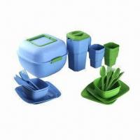 Pieces Picnic Set, Made of PP, Available in Various Sizes and Colors Manufactures