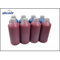TOYO Qualify Eco Solvent Printing Ink For Epson DX4/DX5/DX7 Printer Manufactures