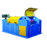 Steel Wire Descaling Machine By Sand Belt Grinding To Removal Rust Manufactures