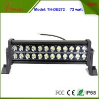 High Quality Waterproof 72w Double Stack LED Light Bar for Automotive Truck LED Headlight Manufactures