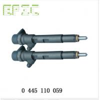 Quality Eco Friendly Diesel Engine Injector High Speed Steel Material 0 445 110 059 for sale