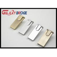 Silver Flat Cabinet Ring Pulls Nickle Plated Cabinet Door Handles Sheet Furniture Hardware Fittings Manufactures