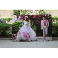 custom lenticular printing poster motion flip animation effect diy 3d lenticular printing card services Manufactures