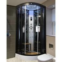 Fashionable Home Steam Bath Units , Spa Shower Cubicles 900 * 900 * 2150mm Manufactures