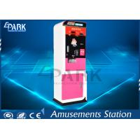 Coin Token Changer Amusement Game Machines Automatic With ICT Bill Acceptor Manufactures