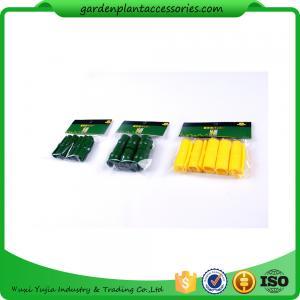 Greenhouse  Film Clip Garden Cane Connectors / Garden Stake Connectors 19mm 22mm 25mm 10pcs ctn qty 100 Manufactures