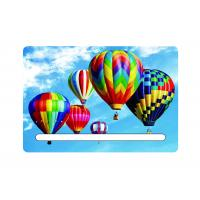 Custom Beautiful Balloon 3d  Fridge Magnets 7x11cm With Notepad  For Souvenir Gifts Manufactures