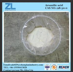 p-Arsanilic acid,CAS 98-50-0 Manufactures
