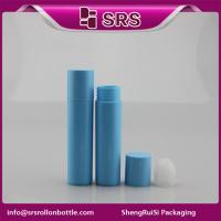high quality cosmetic empty 30ml plastic perfume roller ball bottle Manufactures