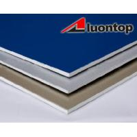 Safety Aluminium External Wall Cladding Panels With High Peeling Strength Manufactures