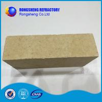 Ceramic Firing Kiln Refractory Silica Brick For Coke Oven , Acid Resistant silica brick Manufactures