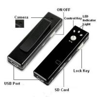 Mini Gum DVR Spy Hidden Covert TF Camera, sports camcorder for RC Plane, Car, Helicopter Manufactures