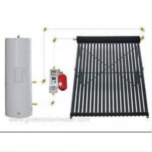 Stainless Steel Solar Water Heater>>Split Pressurized Solar Water Heater Manufactures