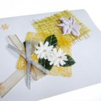 Quality Customizable Luxurious Greeting / business in Full Color Laminated Card Printing for sale