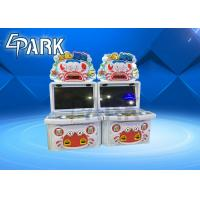 Attractive Coin Operated Arcade Machines Kids Fishing Game Machine D85*W62*H135cm Manufactures