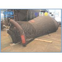 Horizontal Fabric Dust Collector Industrial Cyclone Separator For Boiler System Manufactures