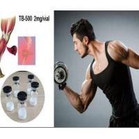 99.5% Purity Peptide Raw Powder TB-500 for Muscle Injuries Treatment 2mg/vial, 5mg/vial Manufactures