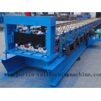 Hydraulic Station For Trough Closed Lader Metal Deck Roll Former Machine Customizable Manufactures