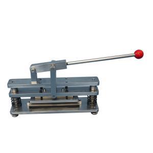 Thickness 1.2mm Paperboard Sample Cutter For Standard Specimen Cobb Manufactures