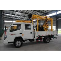 YZJ-200 Truck Mounted Engineering Drilling Rig Manufactures
