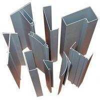Anodize Aluminum Extrusion Curtain Wall Profile for Industrial Buildings Manufactures
