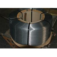 "Patented and Cod Drawn Brush Steel Wire 0.068 "" High Carbon Steel Wire Rod Manufactures"