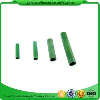 Green Bamboo Trellises Garden Cane Connectors Match With Garden Stakes 10pcs/pack Garden Stakes Connectors Manufactures